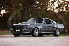 1967 Ford Mustang Licensed Shelby Continuation Super Snake