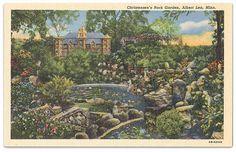 The Christensen Rock Garden Is Located 2 Miles Northwest Of Albert Lea, MN.  The