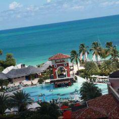 Antigua - Sandals Grande All Inclusive Resort.... LOVED it!