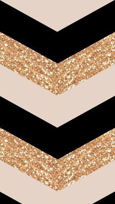 Glitter chevron iphone wallpaper usb to pretty girls like to sew - art print by hjdstudio on etsy Gold Girly Wallpaper, Wallpaper Chevron, Glitter Wallpaper Iphone, Boss Wallpaper, Power Wallpaper, Wallpaper Free, Iphone Wallpaper Vsco, Iphone Background Wallpaper, Cellphone Wallpaper