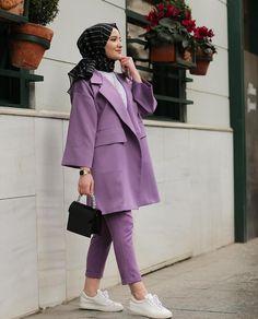 Fashion Tips For Teens .Fashion Tips For Teens Modern Hijab Fashion, Arab Fashion, Muslim Fashion, Modest Fashion, Girl Fashion, Fashion Outfits, Fashion Tips, Casual Hijab Outfit, Hijab Chic