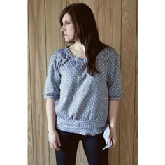 Make It Perfect The Honey Blouse