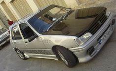 Peugeot 205 Tunado