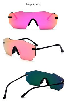 5c08879bf7 TSHING RAY E165 2017 NEW LUXURY BRAND RIMLESS SUNGLASSES Stand out of the  crowd with Rimless