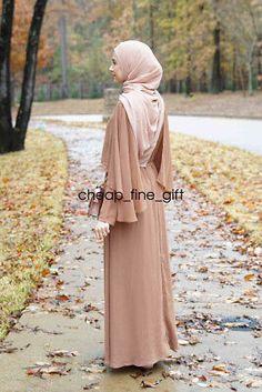 Best Seller - Cloé Dress – Muslim Way Muslim Dress, Hijab Dress, Hijab Outfit, Abaya Fashion, Modest Fashion, Classy Fashion, Formal Fashion, Fashion Dresses, Kaftan