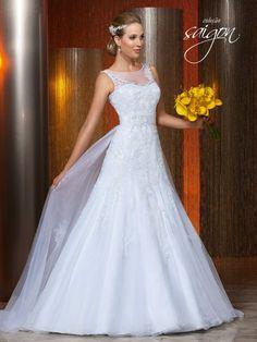 Vestido de Noiva Saigon 04