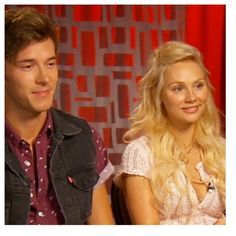 Sam Palladio & Clare Bowen from Nashville