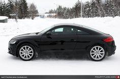 Audi TT MQB Test Mule