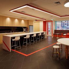 Vistaprint Office, Sydney by V Arc