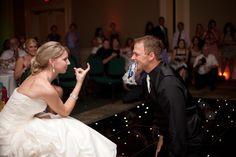 orlando wedding dj - our dj rocks - brandy & beau photography - garter toss