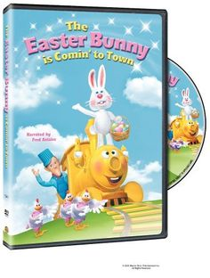 The Easter Bunny Is Comin' to Town DVD ~ Bob McFadden, http://www.amazon.com/dp/B000BVM1T6/ref=cm_sw_r_pi_dp_rDJnrb0ZWN2HJ