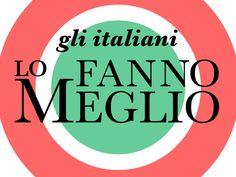 gli italiani lo fanno meglio