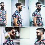 Simplify your grooming routine. Versatile beard, hair, and skin products for men. Man Bun, Beards, Buns, Men Casual, Profile, Number, Urban, Magazine, Mens Fashion