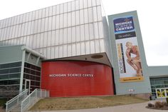 Michigan Science Center in Detroit is a fun place to go for some kid-friendly fun.