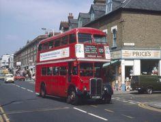 New London, London Bus, Rt Bus, Routemaster, Double Decker Bus, Bus Coach, Old Tractors, London Transport, Busse