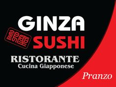 Ginza ristorante giapponese, sushi all you can eat milano