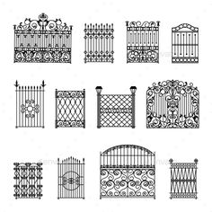 Design Inspiration For Your Fencing Tops Share Gardening