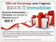 RIGOUT IMMOBILIER - Google+