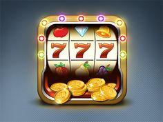 Dribbble - Casino Game iOS by Ivanko