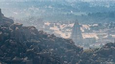 Sony Global - α CLOCK: world time, captured by α, Group of Monuments at Hampi