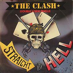 the clash album cover - Google Search