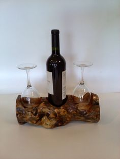Artisan Wine And Glass Rack
