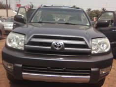 OTOLO CARS: Toyota 4Runner v6 2007 model on stock. [photos]