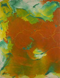 Bannard, Cummin Strand, 1978  Acrylic on canvas