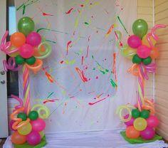 10X dog footprints latex balloons party decor animal theme inflatable balloon ME