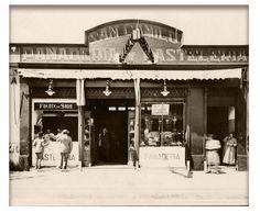 San Pablo, Broadway Shows, Louvre, Street View, Building, Travel, Florida, Vintage, Soda Fountain