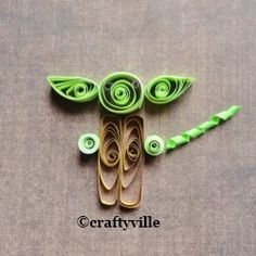 Image detail for -star wars quilling patterns