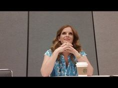 """""""Once Upon a Time"""" - Rebecca Mader Interview (The Wicked Witch)"""