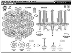 One fan concept of TARDIS interior plan | Tardis: Type 40 Mark-I 001 by Time-Lord-Rassilon on DeviantArt
