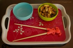 Sun Scholars: Preschool Activity Trays