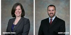 Jason Lafser and Barbara Finke named Principals of The LBA Group
