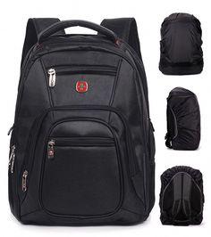 Men Waterproof Travel Gear Backpack Swiss Laptop Hiking Rucksack Schoo…   Item particulars Condition  910428e8fc