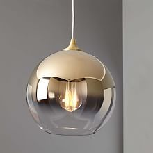 west elm features unique selection of modern pendant lighting. Find pendant light fixtures in a variety of styles and finishes. Lampe Art Deco, Deco Luminaire, Kitchen Pendant Lighting, Modern Pendant Light, Bedside Pendant Lights, Pendant Lamps, Round Pendant, Gold Pendant Lights, Kitchen Pendants