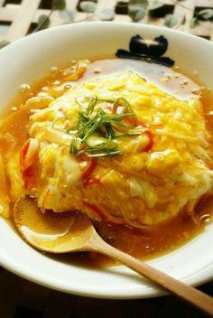 mカニカマDE関西風☆天津飯 by *misacoro* [クックパッド] 簡単おいしいみんなのレシピが246万品