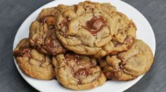 Peanut Butter Cup Cookies - YouTube