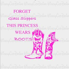 Glass Slippers and Boots SVG, DXF, EPS, PNG Digital File – Wickedly Cute Designs