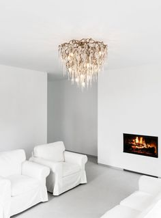 Our HOLLYWOOD GLASS exclusive modern ceilingchandelier. See all our modern luxury lighting collections at WWW.COM or get in touch for custom lighting requests or interior design lighting projects. Luxury Lighting, Interior Lighting, Luxury Interior, Modern Lighting, Lighting Design, Custom Lighting, Modern Chandelier, Interior Design, Low Ceiling Lighting