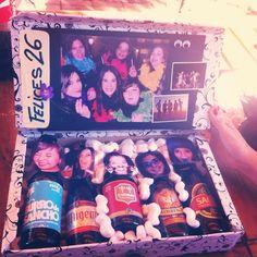 Caja de cervezas