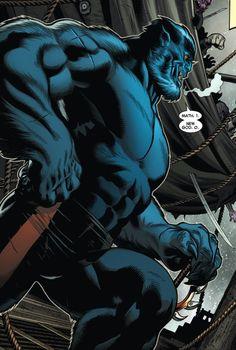 Hank McCoy, Beast Comic Books Art, Book Art, X Men Personajes, Uncanny Avengers, Logan Wolverine, Fantasy Characters, Fictional Characters, American Comics, Xmen
