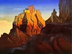 """roerich paintings 