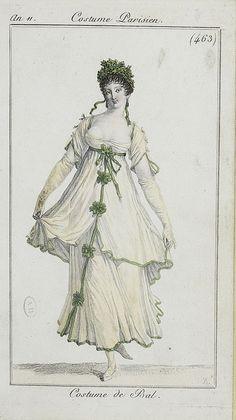 journal des dames et des modes, 1802