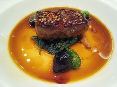 Remembering the angry attempt at a flambé Foie Gras for my birthday, loved it Dec 2011