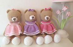 AMIGURRIS Muñecos suaves y atractivos a los bebes y niños. http://charliechoices.com/amigurris/