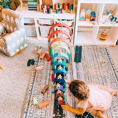"""waytoplay toys posted on Instagram: """"Feed your kids with ideas and be curious for what they make of it ✨Repost@aplacewithinme At first I…"""" • See all of @waytoplaytoys's photos and videos on their profile. Instagram Feed, Homeschooling, Profile, Kids Rugs, Photo And Video, Toys, Videos, How To Make, Photos"""