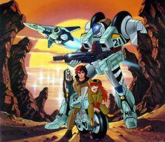 Solo seguidores de Robotech - Taringa!