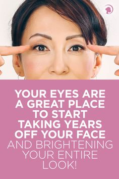 Under eye wrinkles, eye bags, crow's feet, and droopy eyelids are a common occurrence, and there are things you can do to prevent them NATURALLY! via @faceyogamethod Muscles Of The Face, Facial Muscles, Under Eye Wrinkles, Face Wrinkles, Face Lift Exercises, Workout Exercises, Face Yoga Method, Eyelid Lift, Droopy Eyes